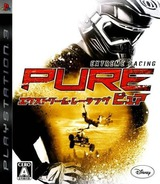 Extreme Racing: Pure PS3 cover (BLJM60122)