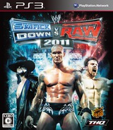 WWE Smackdown vs. Raw 2010 PS3 cover (BLJM60179)