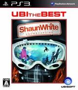 Shaun White Snowboarding (UBI the Best) PS3 cover (BLJM60184)