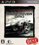 Race Driver: GRID (Codemasters the Best) PS3 cover (BLJM60236)
