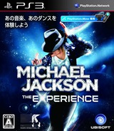 Michael Jackson: The Experience PS3 cover (BLJM60335)