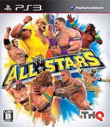 WWE All Stars PS3 cover (BLJM60365)