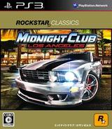 Midnight Club: Los Angeles (Rockstar Classics) PS3 cover (BLJM60368)