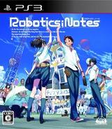 Robotics;Notes PS3 cover (BLJM60446)
