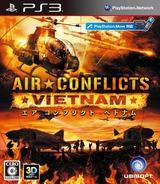 Air Conflicts: Vietnam PS3 cover (BLJM61080)