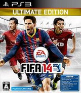 FIFA 14: World Class Soccer (Ultimate Edition) PS3 cover (BLJM61087)