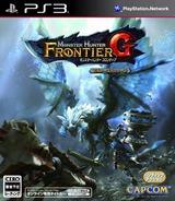 Monster Hunter Frontier G6 (Premium Package) PS3 cover (BLJM61253)