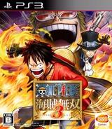 One Piece: Kaizoku Musou 3 PS3 cover (BLJM61261)