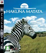 Hakuna Matata PS3 cover (BCKS10063)