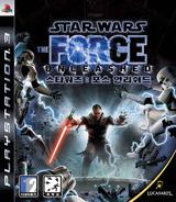 스타워즈:포스 언리쉬드 PS3 cover (BLKS20021)