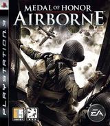 메달 오브 아너-에어본 PS3 cover (BLKS20029)