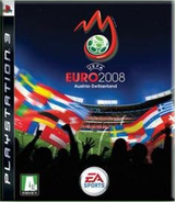 UEFA Euro 2008 PS3 cover (BLKS20070)