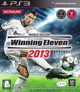 Pro Evolution Soccer 2013 PS3 cover (BLKS20375)