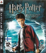 Harry Potter and the Half-Blood Prince PS3 cover (BLES00424)