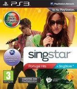 SingStar Portugal Hits PS3 cover (BCES00871)