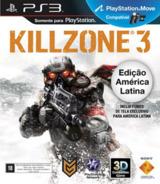 Killzone 3 PS3 cover (BCUS98234)