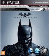 Batman: Arkham Origins PS3 cover (BLUS31207)