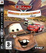 Cars: Mater-National Championship PS3 cover (BLES00162)