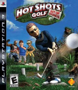 Hot Shots Golf: Out of Bounds PS3 cover (BCUS98115)
