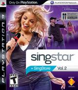 SingStar Vol.2 PS3 cover (BCUS98186)