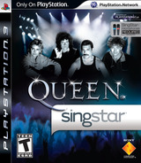 SingStar Queen PS3 cover (BCUS98206)