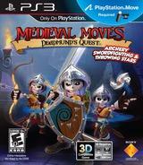 Medieval Moves: Deadmund's Quest PS3 cover (BCUS98279)