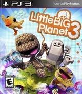 LittleBigPlanet 3 PS3 cover (BCUS98362)