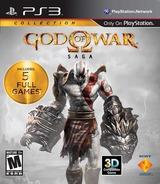 God of War Saga PS3 cover (BCUS99069)