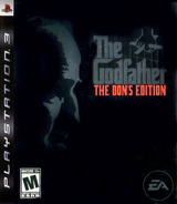 The Godfather: The Don's Edition PS3 cover (BLUS30023)