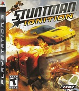 Stuntman: Ignition PS3 cover (BLUS30073)