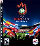 UEFA Euro 2008 PS3 cover (BLUS30114)