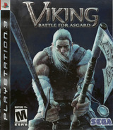 Viking: Battle for Asgard PS3 cover (BLUS30129)