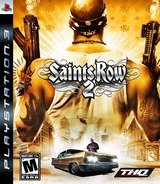 Saints Row 2 PS3 cover (BLUS30201)