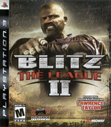 Blitz: The League II PS3 cover (BLUS30203)