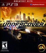Need for Speed: Undercover PS3 cover (BLUS30248)