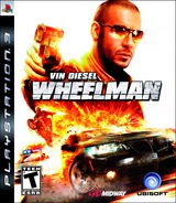 Wheelman PS3 cover (BLUS30262)