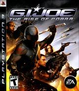G.I. Joe: The Rise of Cobra PS3 cover (BLUS30326)