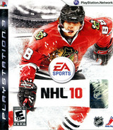 NHL '10 PS3 cover (BLUS30345)