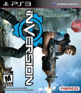 Inversion PS3 cover (BLUS30360)