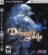 Demon's Souls PS3 cover (BLUS30443)