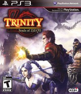 Trinity: Souls of Zill O'll PS3 cover (BLUS30503)