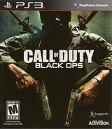 Call of Duty: Black Ops PS3 cover (BLUS30591)
