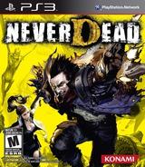 NeverDead PS3 cover (BLUS30654)
