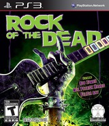 Rock of the Dead PS3 cover (BLUS30658)