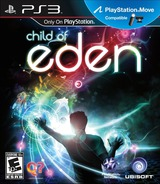 Child of Eden PS3 cover (BLUS30669)