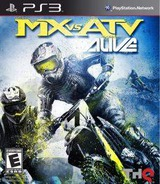 MX vs. ATV Alive PS3 cover (BLUS30707)