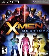 X-Men: Destiny PS3 cover (BLUS30746)