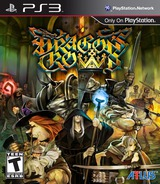 Dragon's Crown PS3 cover (BLUS30767)