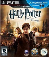 Harry Potter And The Deathly Hallows Part Two PS3 cover (BLUS30768)