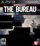 The Bureau: XCOM Declassified PS3 cover (BLUS30780)